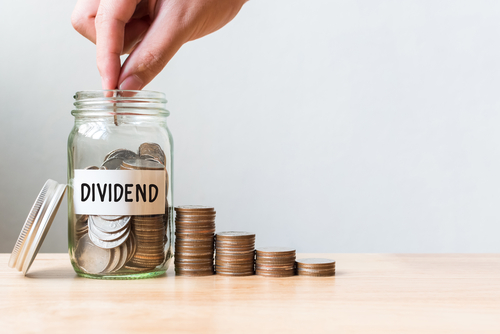 Dividend tax changes